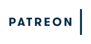 Patreon Navy Logo 300x145 Patreon